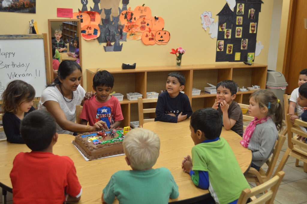 Kripa Montessori School Early Education Preschool And Kindergarten